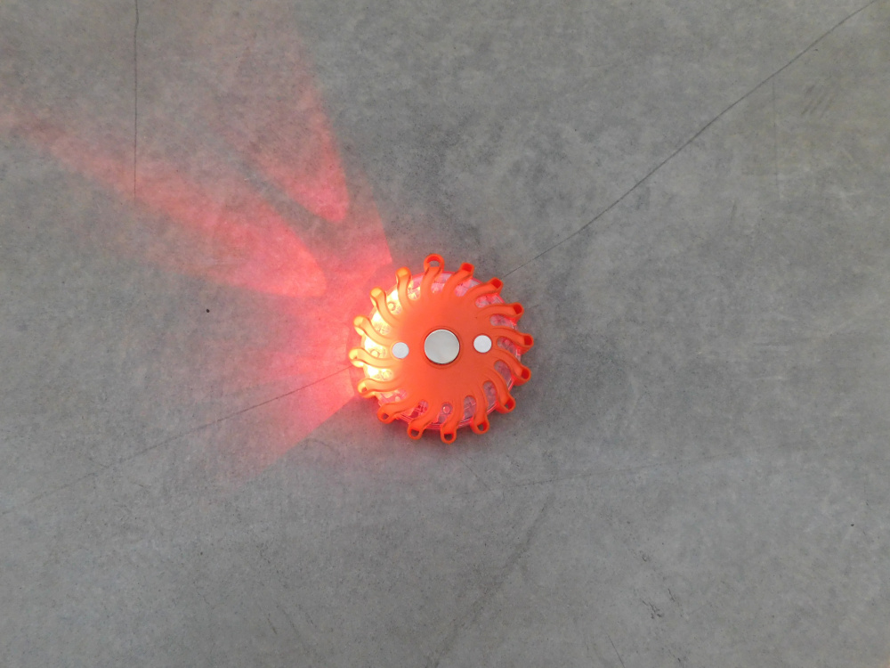lampeggiante a led