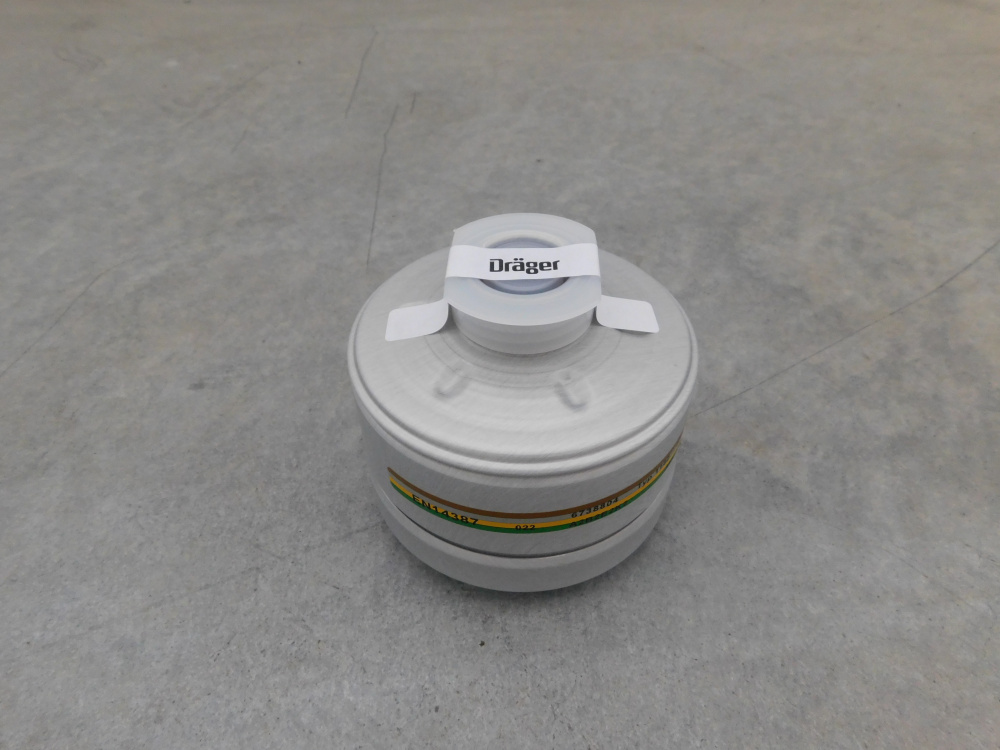 filtro combinato gas polvere